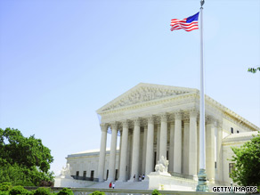 The Supreme Court is scheduled to dive back into its caseload a month early, on September 9.