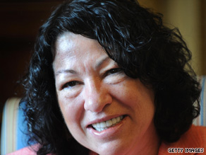 Critics warn confirmation hearings for Judge Sonia Sotomayor could turn into a partisan battle.