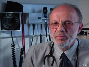 Dr. David Scheiner was President Obama's personal physician for 22 years.