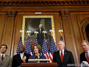 Speaker Nancy Pelosi and other House Democratic leaders face pressure to overhaul health care this year.