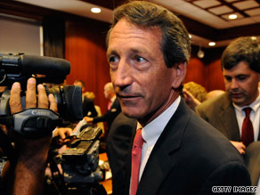 A Republican senator in South Carolina says Gov. Mark Sanford should be impeached over financial violations.