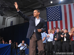 President Obama has said consensus can be reached on health care reform.