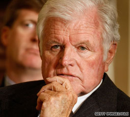 Massachusetts Sen. Ted Kennedy dead at 77