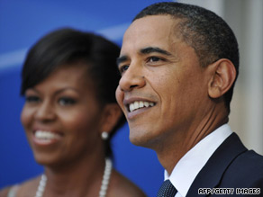 The Obamas hope an appearance in Copenhagen will boost their chances of bringing the Olympics to Chicago.