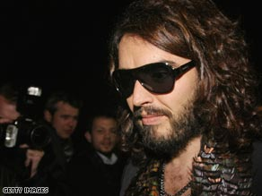 Russell Brand was suspended after the calls were aired and then he quit.