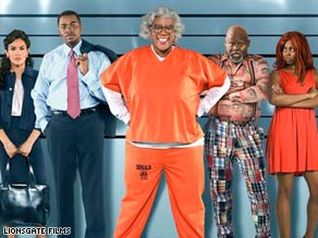 'Madea Goes to Jail' wins big at the box office