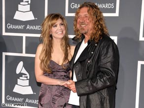Alison Krauss and Robert Plant's song