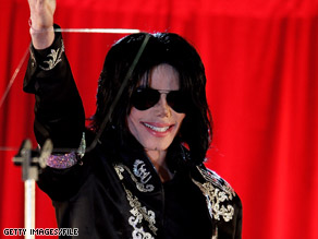 The property will return to Michael Jackson's control, the owner of an auction company says.