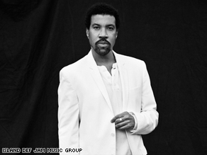 Singer Lionel Richie says his latest album is some of his best work.
