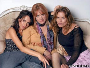 The Bangles just started on a new CD and have stayed active by touring.