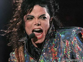 Michael Jackson was one of the first black global superstars.