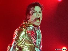 Michael Jackson danced around Dr. Arnold Klein's office three days before his death.
