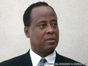 Dr. Conrad Murray, Jackson's personal physician, has had his home and office searched.