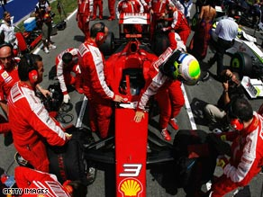Ferrari will be absent from the Formula 1 grid next season after opposing new technical regulations.