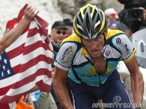 Cycling legend Lance Armstrong will leave Astana to form his own team for the 2010 season.