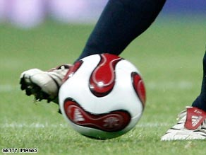 Football or soccer? What do you think the round-ball game should be called?