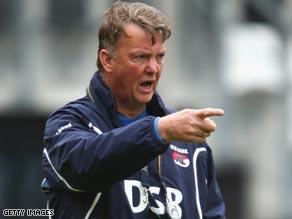 Van Gaal will take over from Jurgen Klinsmann at Bayern Munich after leading AZ Alkmaar to the Dutch title.