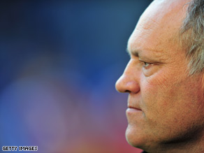 Jol has signed a three-year contract to take over as coach of Dutch giants Ajax from July 1.