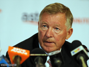 Alex Ferguson announces the the cancellation of the Indonesian leg of United's tour.
