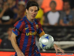 Lionel Messi could become Barcelona's highest-paid player ahead of new signing Zlatan Ibrahimovic.