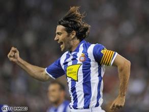 Jarque's death has stunned Barcelona-based Espanyol.