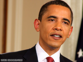 Obama began taking your questions in an online town hall meeting at 11:30 a.m. ET.