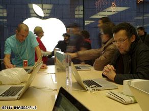 Apple has developed ideas for mobile computing over the past two years that have resonated with users.