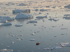 A new survey finds the Arctic could hold almost double the amount of oil previously found in the region.