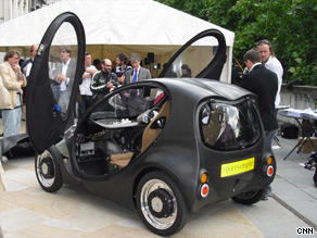 The Riversimple Urban Car has been nine years in the making and needs further funding for city trials.