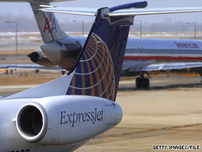 Passengers on a Continental flight operated by ExpressJet sat on the tarmac for nearly six hours on August 8.