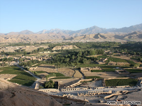 The Bamiyan Valley is a visually and archaeologically stunning part of Afghanistan. The region hopes to build its tourism industry.