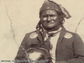 Apache warrior Geronimo was buried in Oklahoma, but some say a secret society absconded with his remains.