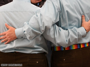 A lawsuit contends the federal government is denying benefits to Massachusetts same-sex couples.