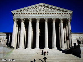 The Supreme Court ruled in favor of AT&T in a discrimination case Monday.