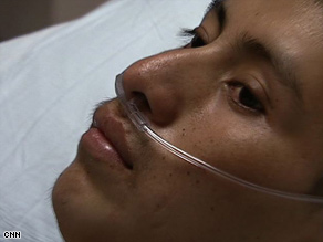 Juan Gonzalez was earning $250 a week as a dishwasher when his heart trouble began.