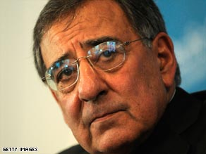 CIA Director Leon Panetta spoke Monday at a ceremony commemorating fallen CIA officers.
