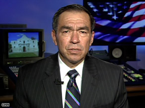 Retired Lt. Gen. Ricardo Sanchez commanded U.S. forces in Iraq during the Abu Ghraib scandal.