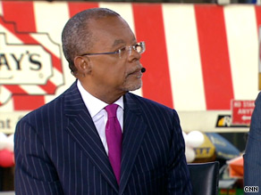 Harvard University professor Henry Louis Gates Jr. was arrested after a break-in was reported to police.