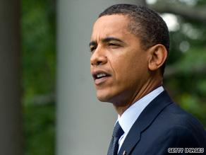 President Obama says he chose Ghana partly because of the country's commitment to democracy.