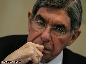 Costa Rican President Oscar Arias, a Nobel Peace Prize recipient, is working to begin anew building friendship.