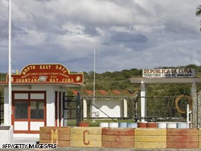 President Obama has pledged to close the detention facility at Guantanamo Bay, Cuba.