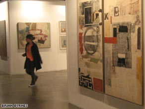 About 130,000 people visited the 2009 show considered the most important of its type in Latin America.
