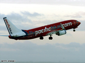 Baby Grace was born aboard a Pacific Blue flight to New Zealand from Samoa.