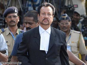 Abbas Kazmi, Mohammed Ajmal Kasab's lawyer, says his client should be tried in a juvenile court.