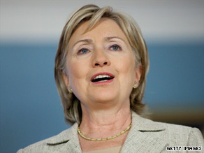 Secretary of State Hillary Clinton plans to spend three days in India before heading to Bangkok, Thailand.