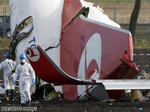 Dutch investigators continue to probe the crash site for more clues.
