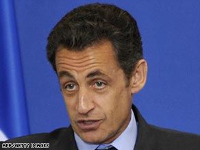 French President Nicolas Sarkozy wants his armed forces to become a full member of NATO again.