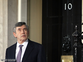 The details of the leaked e-mails are another embarrassment for PM Gordon Brown.