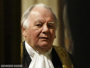 Michael Martin, the House of Commons Speaker, resigned following anger at lawmakers' expenses.