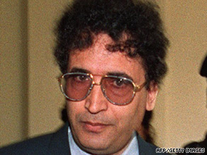 Convicted bomber Abdelbaset Ali Mohmed al-Megrahi is suffering from terminal prostate cancer.